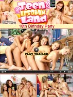 Teen Lesbian Land! Hot Teen Girls Licks Wet Pussies! Young Lesbians Kissing!