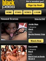 Ebony Lesbian Scenes on Black Pass Mobile!